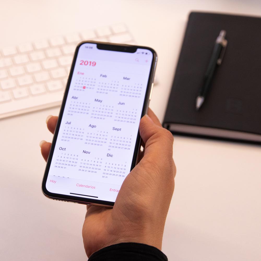 Calendario de marketing 2019